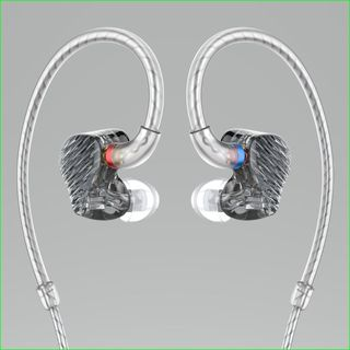 FiiO FA7 Quad Driver Balanced Armature In-Ear Monitors.