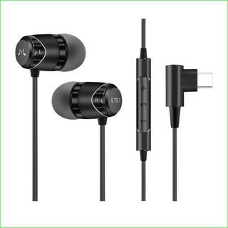SoundMAGIC E11D In-Ear Isolating USB-C Earphones with DAC.