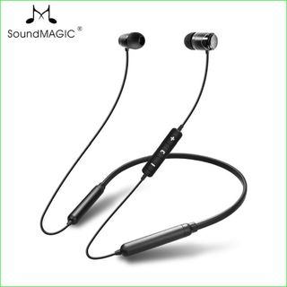 SoundMAGIC E11BT Wireless In-Ear Earphones with Mic and Remote.