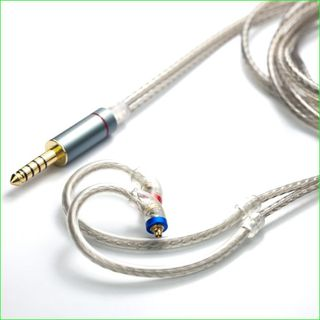 FiiO LC-B High Purity Monocrystalline Silver Plated Copper Earphone Cables.