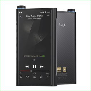 FiiO M15 Android Hi-Res Lossless Smart Portable Music Player.