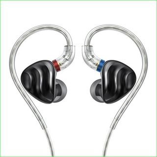 FiiO FH3 Triple Driver Earphones - 1 Dynamic Driver - 2 Knowles Balanced Armature Drivers.