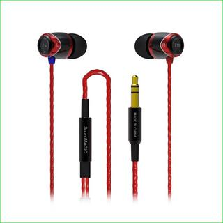 SoundMAGIC E10 In-Ear Sound Isolating Earphones.