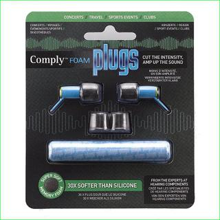 Comply Foam Plugs.