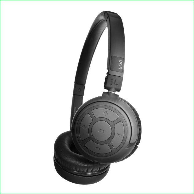 SoundMAGIC BT30 Bluetooth Headphones.