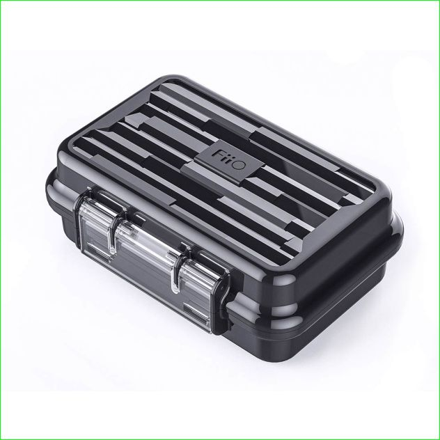 FiiO HB1 Earphone Carry Case.